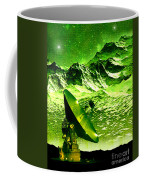 Signal From Space Coffee Mug