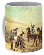 Signaling The Main Command 1885 Coffee Mug
