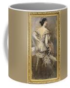 Signora Bruna In Abito Da Sera 1892 94 Giovanni Boldini Coffee Mug