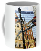 Signpost In London Coffee Mug