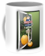 Signs Of Halloween Coffee Mug