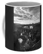 Sigoldufoss Waterfalls Iceland 1291 Coffee Mug