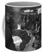 Sigoldufoss Waterfalls Iceland 1294 Coffee Mug