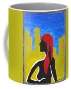 Silence In The City Coffee Mug