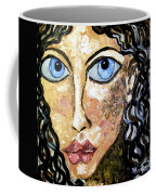 Silent Blue  Coffee Mug