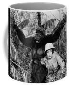 Silent Film Still: Animal Coffee Mug