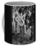 Silent Film Still: Music Coffee Mug