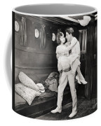 Silent Film Still: Ships Coffee Mug