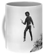 Silent Film Still: Western Coffee Mug