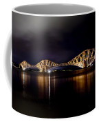 Silent Lights Of The Magic Night. Coffee Mug