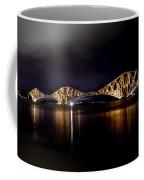 Silent Lights Of The Magic Night. Coffee Mug