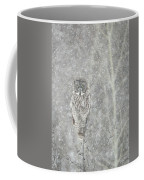 Silent Snowfall Portrait II Coffee Mug