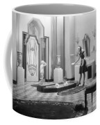 Silent Still: Bathtub Coffee Mug