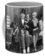 Silent Still: Man & Animal Coffee Mug