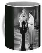 Silent Still: Weight Coffee Mug
