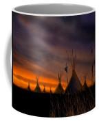 Silent Teepees Coffee Mug