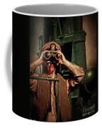 Silent Warriors Of World War 2 Oil Coffee Mug
