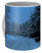 Silent Winter Night  Coffee Mug