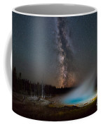 Silex Spring Milky Way  Coffee Mug