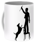 Silhouette, 1830 Coffee Mug