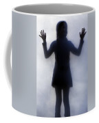 Silhouette Of A Girl Coffee Mug