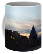Silhouetted Castle Coffee Mug