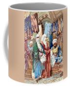 Silk Bazaar Coffee Mug