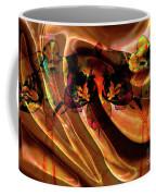 Silk Folds Coffee Mug
