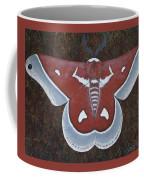 Silk Moth Coffee Mug
