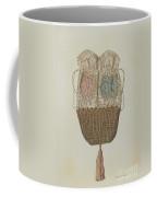 Silk-straw Reticule Coffee Mug