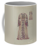 Silk Taffeta Costume Coffee Mug