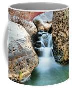 Silky Waters Of Jemez Springs Coffee Mug