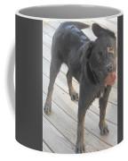 Silly Dog Coffee Mug