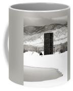 Silo And Silence Coffee Mug