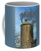 Silo Fire Venting Coffee Mug