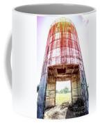 Silo Sunflare Coffee Mug