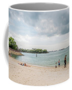 Siloso Beach Coffee Mug