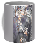 Silver Beauty.  Nature In Alien Skin Coffee Mug