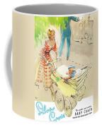Silver Cross Baby Coach Coffee Mug