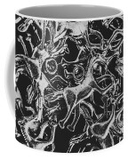 Silver Cup Coffee Mug