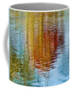 Silver Lake Autumn Reflections Coffee Mug