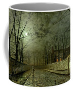 Silver Moonlight Coffee Mug