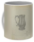 Silver Mug Coffee Mug