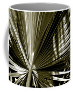 Silver Palm Coffee Mug