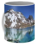 Silver Pass Tarn - Johm Muir Trail Coffee Mug