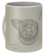 Silver Porringer Coffee Mug