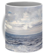 Silver Sea Coffee Mug by Henry Moore