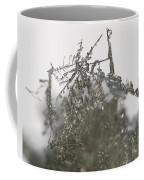Silver Snow Coffee Mug