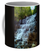 Silver Staircase Coffee Mug