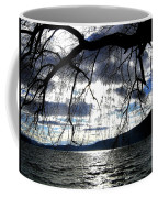 Silver Sunset Coffee Mug